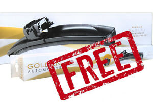 Free Wiper Blades - Golden Automotive 4 Season