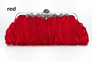 PARTY BAG WEDDING CLUTCH EVENING BAG BRIDAL OUTGOING CLUTCH Wallet Purse