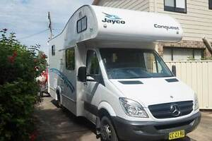 2011 Jayco Conquest Automatic Mercedes Benz Motor Home Manyana Shoalhaven Area Preview