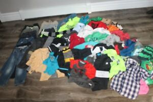 Big Lot of Boys size 4