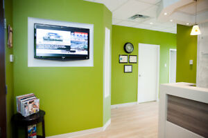 Lease for dentists, orthodontists, periodontists, endodontists