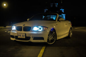 BMW 1 series 135i Convertible M Package Manual