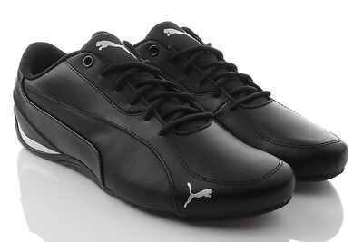New Shoes Puma Drift Cat 5 Core Men's Trainers Real Leather Leisure