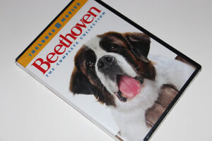 DVD-BEETHOVEN COMPLETE COLLECTION-FILM/MOVIE (NEUF/NEW) (C021)