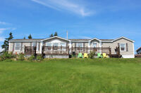 Mini Home with land facing Arichat Harbour in Isle Madame