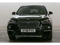 2018 BMW X1 2.0 xDrive20i xLine Auto SUV Petrol Automatic