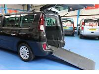 Renault Espace Automatic Wheelchair accessible vehicle Auto mobility car 2011