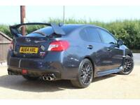 2014 60 SUBARU WRX 2.5 STI TYPE UK 4D 300 BHP