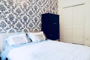 2 bedroom FURNISHED APARTMENT -SHORT OR LONGTERM RENT OPTION