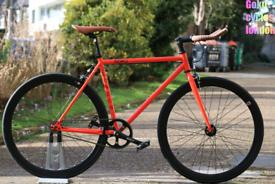 Free to Customise Single speed bike road bike TRACK bikesdghhvd