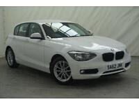 2012 62 BMW 1 SERIES 1.6 116I SE 5D 135 BHP