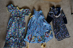 Girls clothing dresses, and tops gently used $1.00  size 7