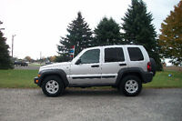 2006 Jeep Liberty 4x4- ONE OWNER SINCE NEW & JUST 142K!!