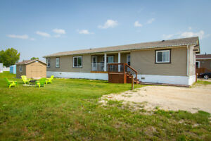 Mobile Home for Sale: 42 Timber Lane, St. Clements, MB
