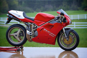 Ducati 916, 996 or 998 Wanted