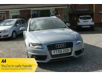 2010 Audi A4 AVANT TDI DPF S LINE 170 ONE FORMER OWNER LOVELY CONDITION ESTATE D