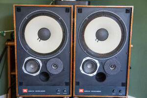 JBL 4311 WX-A Studio Monitor Speakers - open to offers