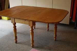 Canadiana Gate Leg Table Comox / Courtenay / Cumberland Comox Valley Area image 1