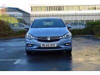 2016 VAUXHALL ASTRA Vauxhall New Astra 1.4T [150] SRi 5dr