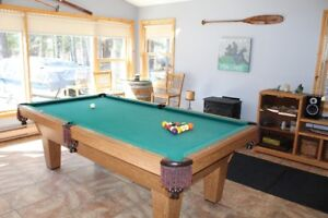 Muskoka cottage rental--year round Hidden Valley, Pen Lake