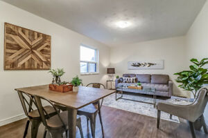 Newly renovated 1 Bed unit available from $1,049 1st MONTH FREE!