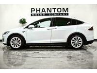 2017 Tesla Model X P90D Dual Motor Auto 4WDE 5dr SUV Electric Automatic
