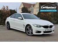 2016 BMW 4 Series 2.0 420D M SPORT 2d 188 BHP Coupe Diesel Automatic