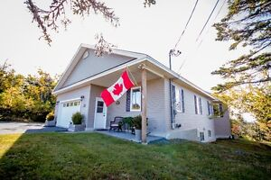 NEW PRICE! Rancher in Paradise   $609,900   Stunning Ocean Views St. John's Newfoundland image 2