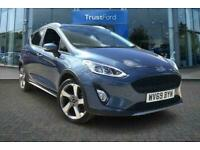 2019 Ford Fiesta ACTIVE 1 1.0 ECOBOOST WITH PRIVACY GLASS AND AVAILABLE WITH TRU