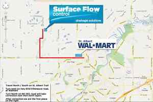 Grated Walkways | Surface Flow Control Edmonton Edmonton Area image 6