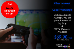 Unlimited Usage HIGH SPEED INTERNET FOR ONLY $46 FREE $300 on us