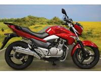 Suzuki Inazuma 2013**1089 MILES, 2 FORMER OWNERS, LUGGAGE RACK**
