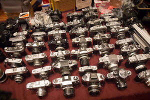 Vancouver Camera Swap Meet  April 15th, 2018