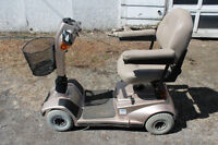 4 Wheel Adult Scooter