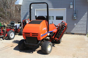 Jacobsen Textron LF 3810 fairway mower 4x4