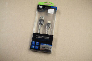 PDi Accessories USB Type-C 2.0 Sync & Charging Cable