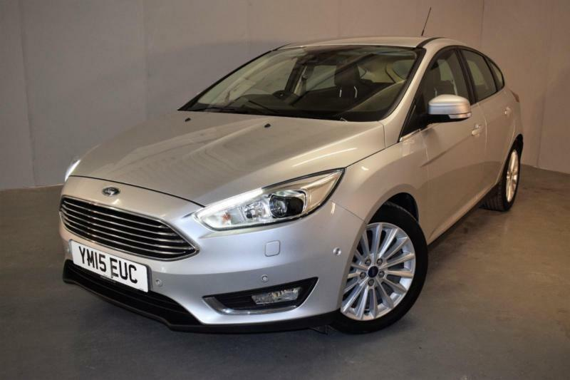 2015 Ford Focus Titanium X Tdci Hatchback Diesel In