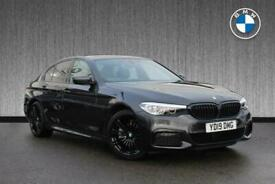 image for 2019 BMW 5 Series 520d M Sport Saloon Auto Saloon Diesel Automatic