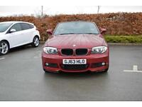 2013 BMW 1 SERIES BMW 118i Convertible M Sport 2dr Auto [18in Alloys]