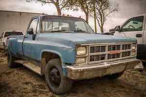1983 chevy 1ton dually