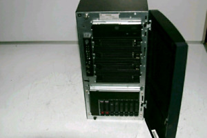 HP ML350 towers for NAS: 1 or 2 CPUs + 24 GB DDR3 !!