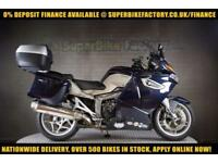 2009 09 BMW K1300GT 1300CC 0% DEPOSIT FINANCE AVAILABLE