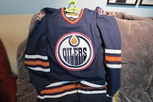 Hockey Jerseys, Oilers and Sharks, Brand New, Great Gift!