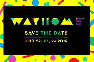 Wayhome 2016 Ticket for sale