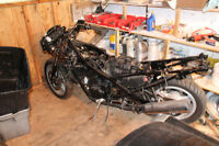 kawasaki ninja restoration project