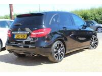 2013 13 MERCEDES-BENZ B-CLASS 1.8 B180 CDI BLUEEFFICIENCY SPORT 5D 109 BHP DIESE