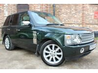 Land Rover Range Rover 3.0 TD6 VOGUE (green) 2003