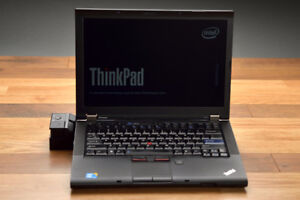 IBM Lenovo T410 avec Docking Station Series 3
