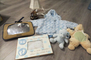 6 Baby Items  Some brand new