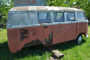 Old VW Parts Needed